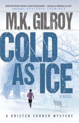 Cold As Ice by M.K. Gilroy