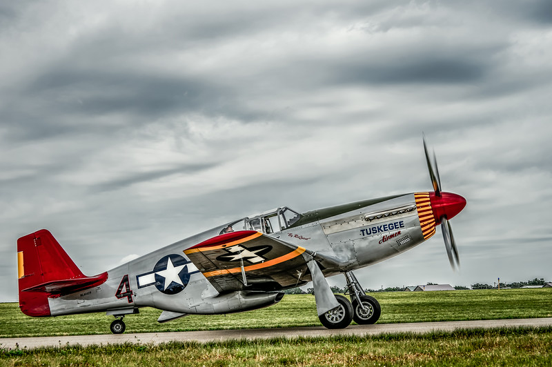 P51 Red Tail, Tuskegee Airman, P51 Mustang, AIr Expo 2014, World War 2 Planes, Vintage Planes