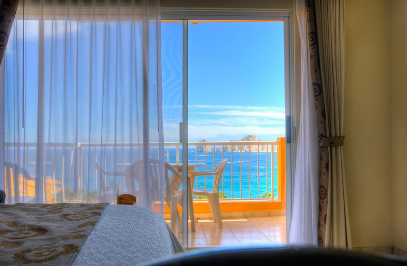 Hotel Room, HDR, Cabo San Lucas, Mexico
