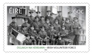 H6454 - AN POST IRISH VOLUNTEER STAMP_v11