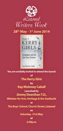 Kerry Girls launch