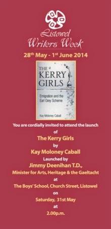 Kerry Girls launch