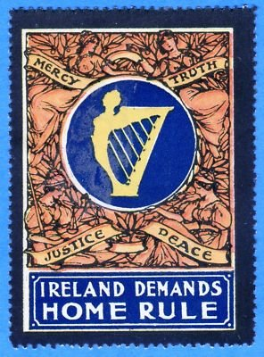 1914-ireland-propaganda-home-rule-1d-harp_180587208483