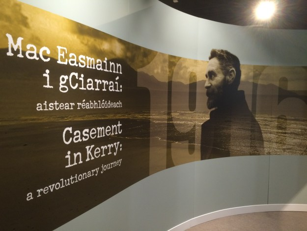County Kerry Museum exhibit.