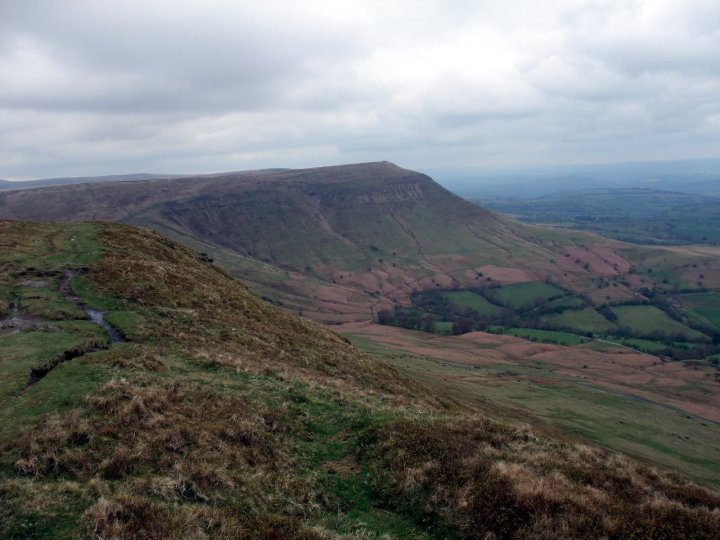 Lord Hereford's Knob from Hay Bluff