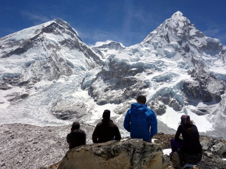 The first time you look wistfully up the Khumbu Icefall, contemplating your ascent of Everest, be sure to have the right experience under your belt