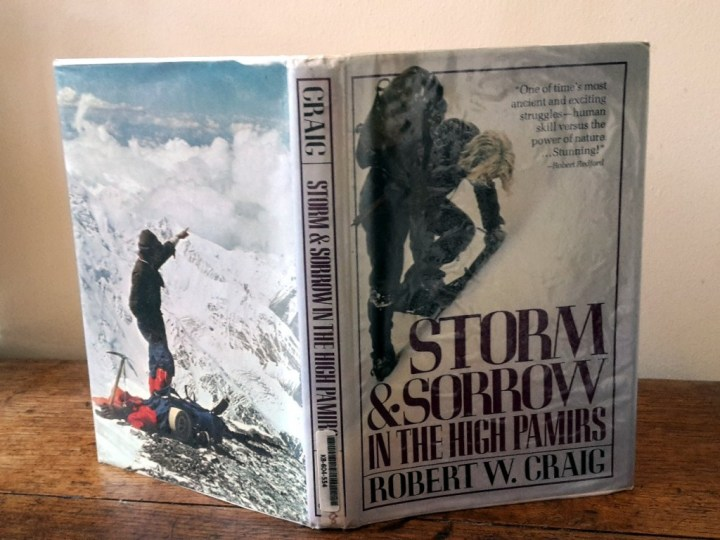 Robert Craig's book Storm and Sorrow in the High Pamirs is a must read if you're going to climb Peak Lenin and want to scare the living daylights out of yourself before you leave