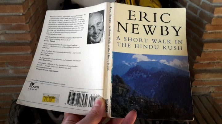 A Short Walk in the Hindu Kush: one of the funniest books about mountain exploration ever written