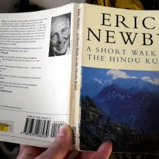 Book review: A Short Walk in the Hindu Kush by Eric Newby