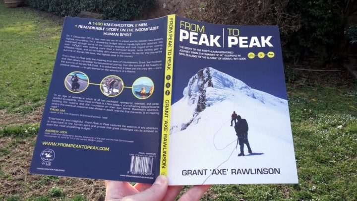From Peak to Peak, by Grant 'Axe' Rawlinson