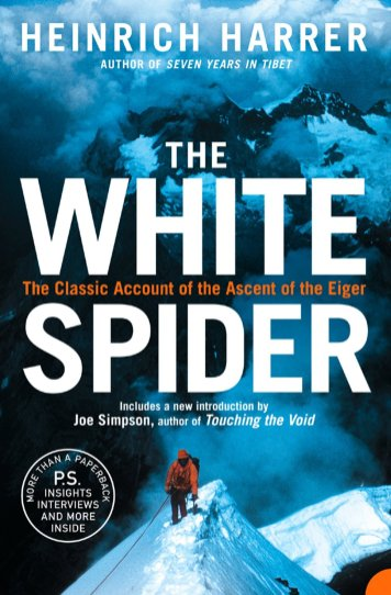 The White Spider by Heinrich Harrer
