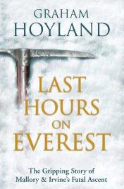 Last Hours on Everest by Graham Hoyland