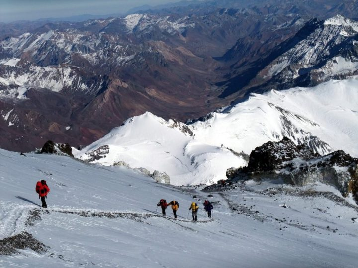 While non-technical in nature, Aconcagua is not a trek, but a proper mountaineering expedition