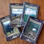 Backpacker's Britain guidebooks
