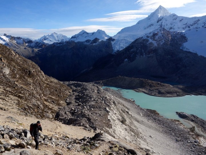 How does Peru compare to Nepal as a mountaineering and trekking destination?
