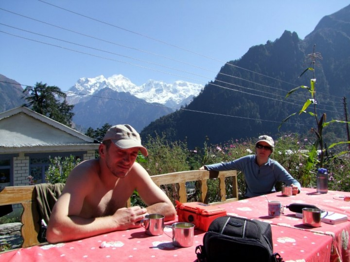 Some of my best memories of trekking in Nepal are the tea houses I've stayed in