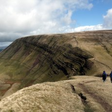 The Mynydd Du microadventure