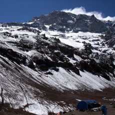 Aconcagua and a first taste of expedition life: an extract from my book