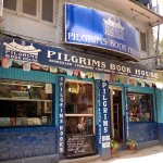 The unimposing frontage of the Pilgrim's Book House in Thamel disguised a veritable Aladdin's cave (Photo: Robert Murray-Smith)