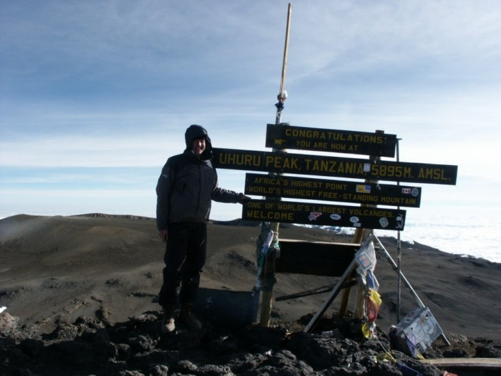 I made it to the summit of Kilimanjaro, but how difficult was it? You will have to read the book to find out.