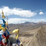 Tibet has changed much, but the prayer flags, azure skies, wide open spaces and snow-capped mountains will always remain