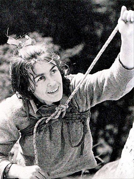 Wanda Rutkiewicz (Photo: Seweryn Bidziński / Wikimedia Commons)