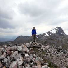 When reaching the summit is just a tick in the box