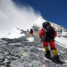 Why did a Chinese team climb Everest during the coronavirus pandemic?