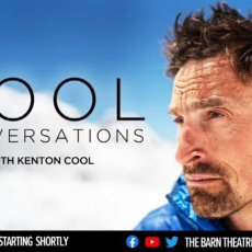 Cool Conversations: experience the mountains during lockdown by social distancing Kenton Cool-style