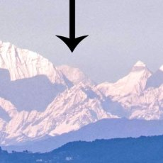 Can you really see Mount Everest from Kathmandu?