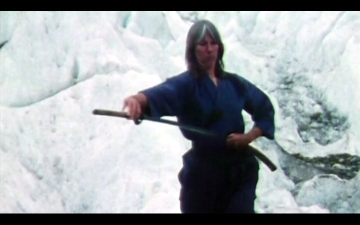 Julie Tullis was something of a TV personality in Britain before going to K2