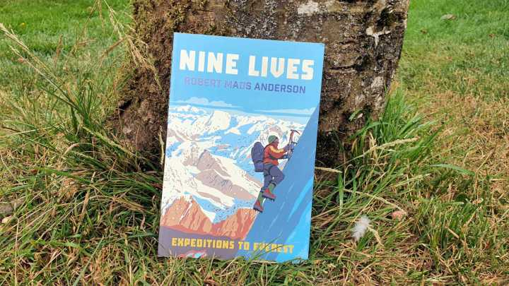 Nine Lives by Robert Mads Anderson