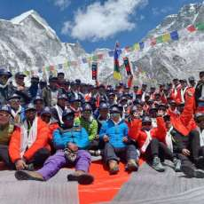 Everest and COVID-19: climbers and operators need to come clean