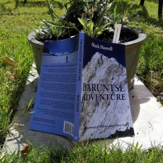 Win a signed copy of The Baruntse Adventure