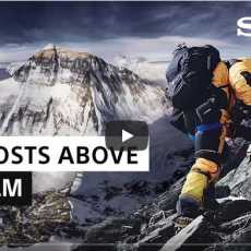 The Ghosts Above – 36 minutes of Everest porn, free on YouTube