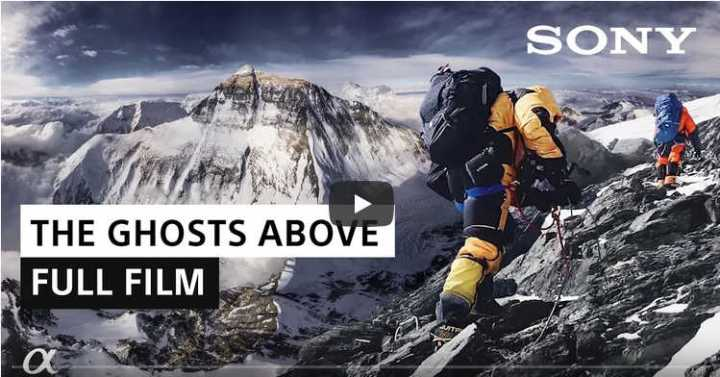 The Ghosts Above, a film by Renan Ozturk