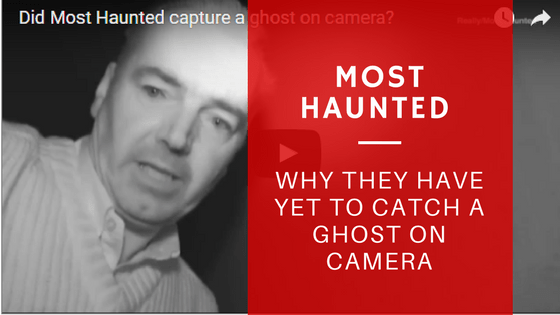 most haunted uk