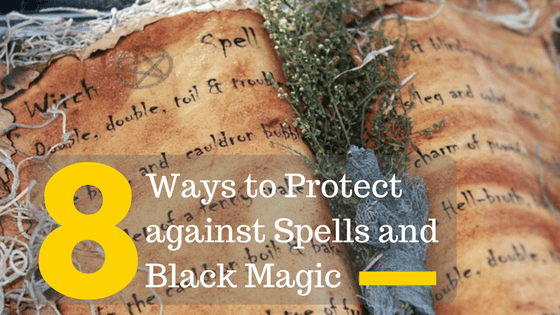 spells and black magic