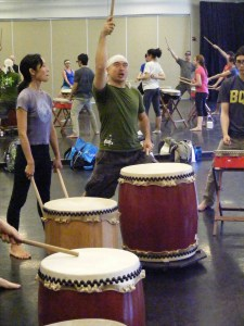 Mark H Rooney Introductory Taiko