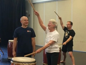 Winter Recreational Taiko Class
