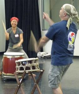 Taiko Communication Workshop: Improv & Soloing @ Dance Exchange | Takoma Park | Maryland | United States