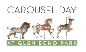 Glen Echo Park Carousel Day 2017