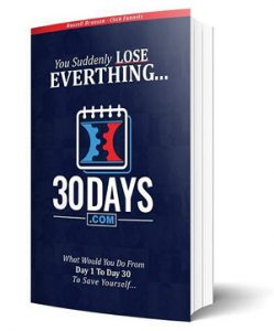 30 Days Book by Russell Brunson