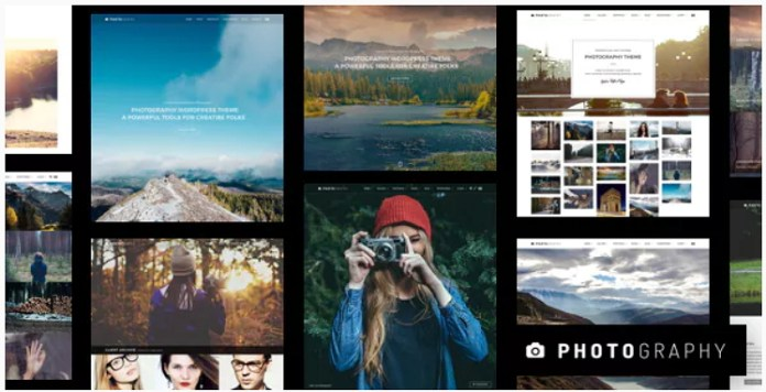 Photography Theme