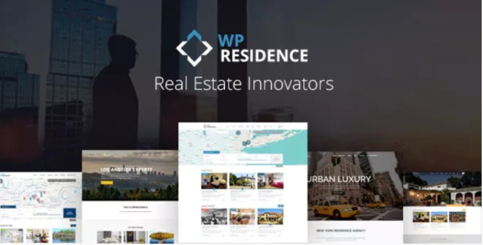 Residence Theme