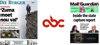 ABC results newspapers November 2016 slider