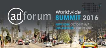 AdForum Summit New York/Los Angeles 2016