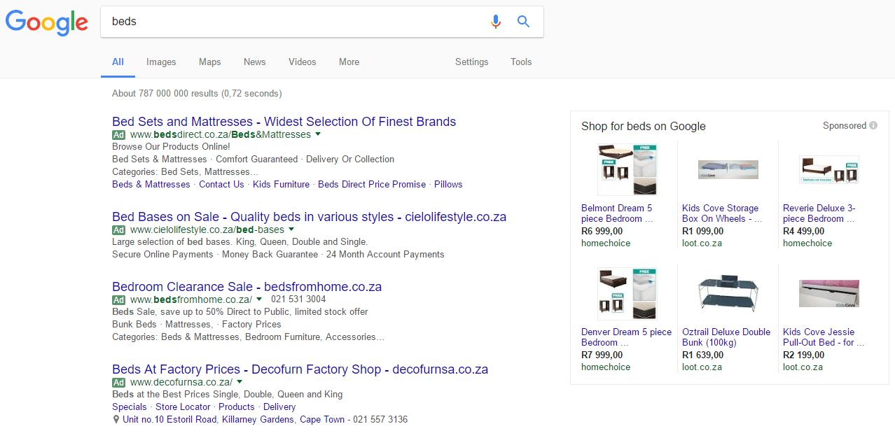 Addendum B - shopping ads 2