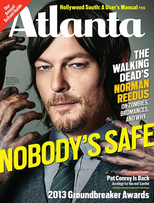 Maglove The Best Magazine Covers This Week 21 July 2017: MagLove: Zombies, Bromances And The Walking Dead
