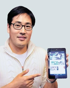 Chang Kim Founder&CEO Tapastic
